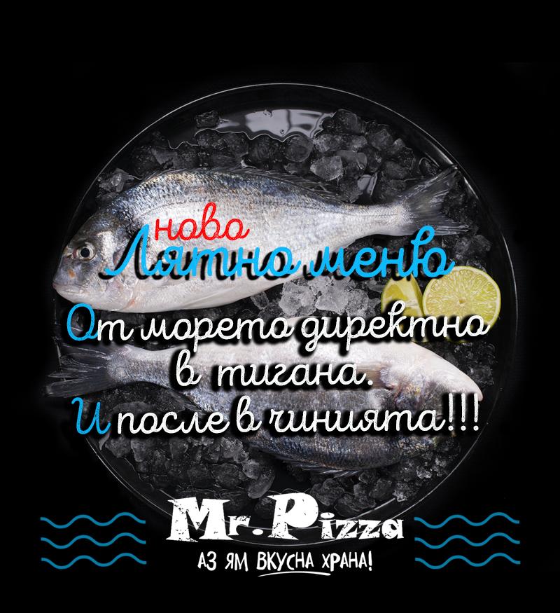 Mr. Pizza